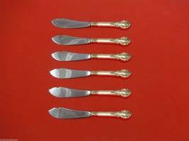 "Royal Dynasty by Kirk-Stieff Sterling Silver Trout Knife Set 6pc. Custom 7 1/2"" - $418.10"