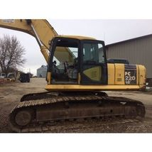 2005 Komatsu PC220 LC-8 For Sale in Good Hope, Illinois 61438 image 2
