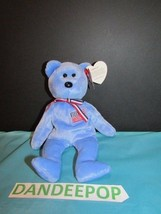 TY Retired Beanie Baby America Red Cross Bear 2001 with tags Ty - $13.85