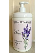 Home & Body Company Herbal Botanicals Body Butter Lavender & Honey 32 Oz... - $39.95