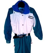 SCHOFFEL SNOW POWER GOR-TEX SNOWSUIT RECCO WOMEN'S SIZE 10 SKI SNOWBOARD... - $71.96