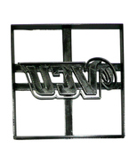 VCU Letters Impression Virginia Commonwealth University Cookie Cutter US... - $2.99