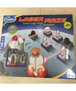 ThinkFun Board Games Laser Maze Junior (Class 1 Laser) Logic And STEM To... - $26.99
