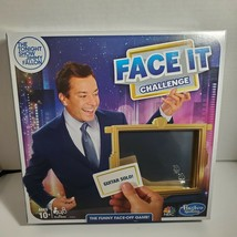 Face It Challenge Game Jimmy Fallon The Tonight Show NEW UNOPENED Hasbro... - $18.37