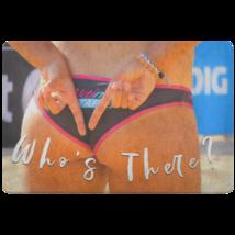 Funny Beach Doormat - Beach Volleyball - $25.99