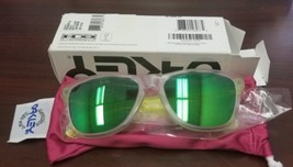 Oakley Sunglass Frogskins Asian Colorblock Collection Matte Clear OO9245-5354 - $84.15