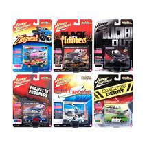Street Freaks 2018 Release 2 Set A of 6 Cars 1/64 Diecast Models by John... - $61.37
