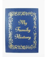 NEW My Family History By Jane Parker Resnick 1992 Large Hardcover~ Fill ... - $9.00