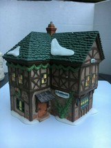T. Puddlewick Spectacle Shop Dept 56 Dickens Village Xmas Series from 1995 - $39.60