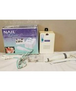 Nail Genie Professional Nail Manicure Pedicure Machine Kit - $37.78
