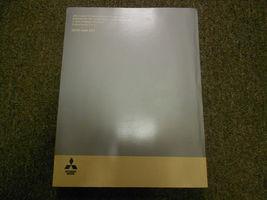 2011 MITSUBISHI Lancer Evolution Electrical Supplement Service Repair Manual NEW image 11