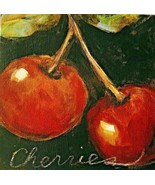 "Nicole Etienne Stretched Canvas Wall Art Print Painting (Fruit) 11 1/2"" - $22.00"