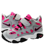 Nike Turf Raider Preschool Wolf Grey/Black-Pink Foil-White 599814-006 - $68.00