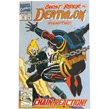 Ghost Rider vs Deathlok - #10 / Mar 1992 / Marvel - Comic Book - Road Kill - $9.99