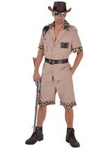 Australian / Africa - Safari Suit / Crocodile Hunter  S- XL  - $43.04