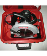 Craftsman 7 1/4 Circular Saw Double Insulated # 315108420 18 Tooth 13 am... - $49.99