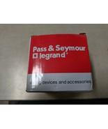 Pass & Seymour 3867 Angle Plug Three Pole Four Wire 30-Amp/50-Amp 125-vo... - $9.50