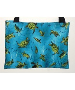 Turtles/ Tote / Art Bag Coloring Bag  PERSONALIZATION AVAILABLE fo - $30.00