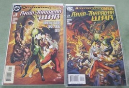 Rann-Thanagar War #1 & 2 - $5.00