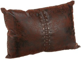Croscill Plateau Boudoir Pillow, 20-inch by 14-inch, Brown - $43.66