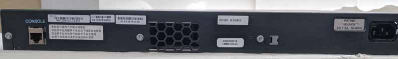 Cisco Catalyst 2960 Plus 24-Port POESwitch - WS-C2960+24LC-S