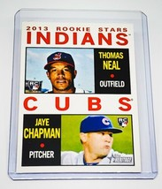 Mlb Thomas Neal Cleveland Indians 2013 Topps Rookie Stars #146 Mint - $1.58