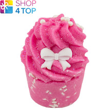 Little Bo Peep Bath Mallow Bomb Cosmetics Raspberry Cheesecake Handmade Natural - $4.98