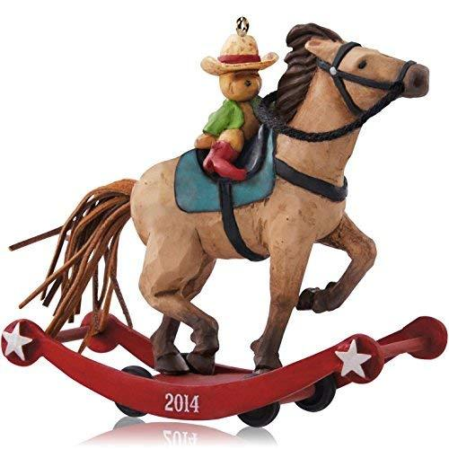 Primary image for Hallmark Keepsake Ornament A Pony for Christmas 17th in Series 2014