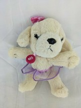 "Mattel Barbie Dog Plush 7"" Ballerina Tutu Just Play Stuffed Animal Toy - $6.26"