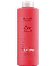 Wella INVIGO Brilliance Shampoo for Fine Hair 33.8oz