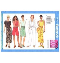Butterick Two Hour Classics Pattern 5577 ~ Misses' / Misses' Petite Skir... - $9.80