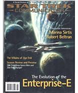 Star Trek Communicator Magazine Official Star Trek Fan Club #113 Aug/Sep... - $8.00