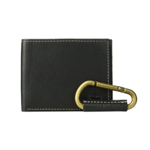 Timberland Men's Leather Billfold Logo Wallet w/ Leather Key Chain NP0440/01 image 6