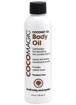 CocoMagic Coconut Body Oil Skin Conditioning Moisturizer - $15.99