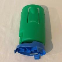 Evenflo Exersaucer Triple Fun Replacement Part Lower Leg Piece Green Blue  - $4.99