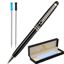 Twist Ballpoint Pen, Luxury Gift Writing Pen,Cool Personalized Pen,Busin... - $26.38