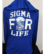 PHI BETA SIGMA FRATERNITY HOODIE PHI BETA SIGMA FOR LIFE LIGHT WEIGHT HO... - $35.00