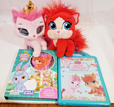 Disney Princess Palace Pets Aurora light up eyes + Book Block puzzle sto... - $0.98