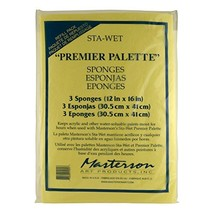 Masterson Sta-Wet Premier Sponge Refill 3Pk - $22.14