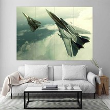 Wall Poster Art Giant Picture Print Ace Combat 5 The Unsung War 0337PB - $22.99