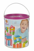 Eichhorn 100088001 - Holzbausteine im Happy Colours Design; in der Tromm... - $14.74