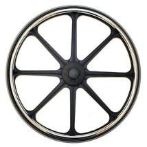 "24 x 1"" Wheelchair Economy 8 Spoke Mag Wheel (Pair) - 7/16"", 1/2"" &12mm ... - $108.50"
