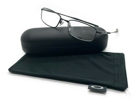 NEW Oakley Casing RX Prescription Eyeglasses Black OX8040-0152 GENUINE 8... - $106.67