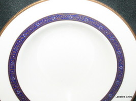 """Harlow 10 5/8"""" Dinner Plate Made in England by Royal Doulton English Bon... - £38.26 GBP"""