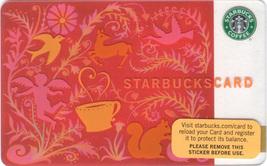 Starbucks 2008 Renaissance Collectible Gift Card New No Value - $7.99