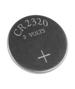 CR2320, Coin Battery, Button Cell, 3 Volt, Generic - $0.99