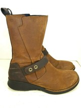 Merrell Women's Travvy Mid WP Casual Boots Tan Brown Size 8.5 - $74.24