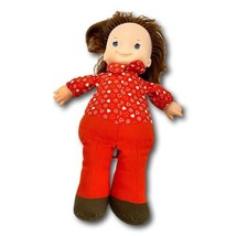 """Fisher Price Audrey Lapsitter Doll # 203 1973 12"""" Tall Vintage 1973 - $19.75"""