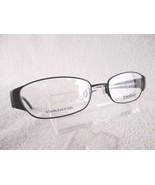 NEW BEBE BB 5047 (Fresh) Jet Black 51 X 16 135 mm Eyeglass Frames - $42.04