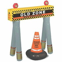Inflatable Age Barricade Kit, Party Favor - $21.68